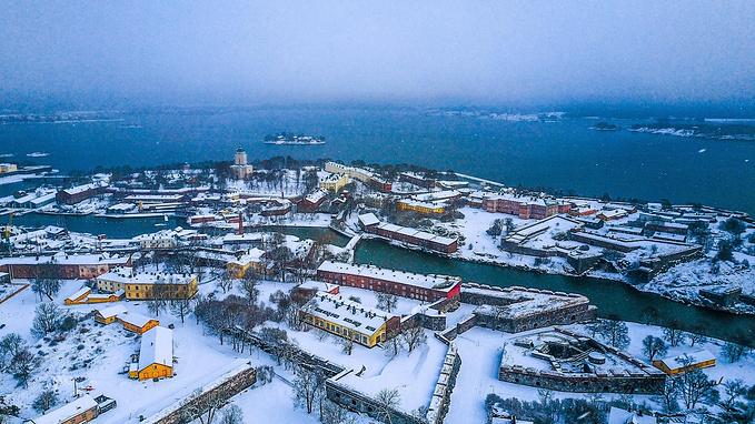 芬兰堡图片