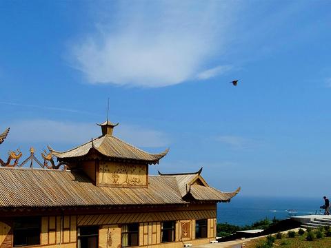 灵山岛旅游景点图片