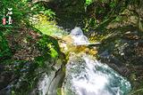 黄崖大峡谷