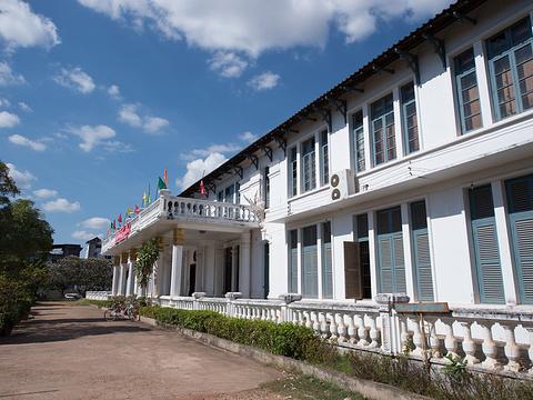 老挝国家博物馆旅游景点图片