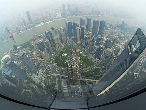 上海中心大厦旅游景点图片