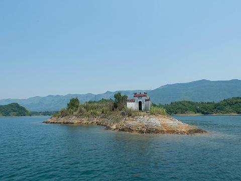 仙岛湖旅游景点图片