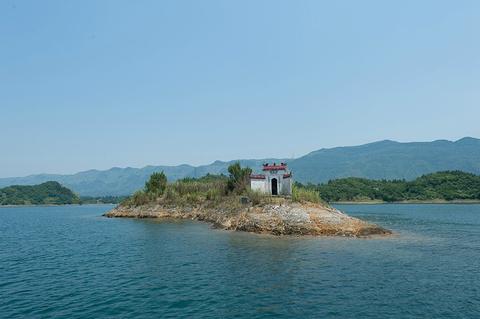 仙岛湖旅游景点攻略图
