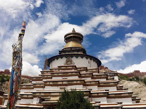 白居寺旅游景点图片