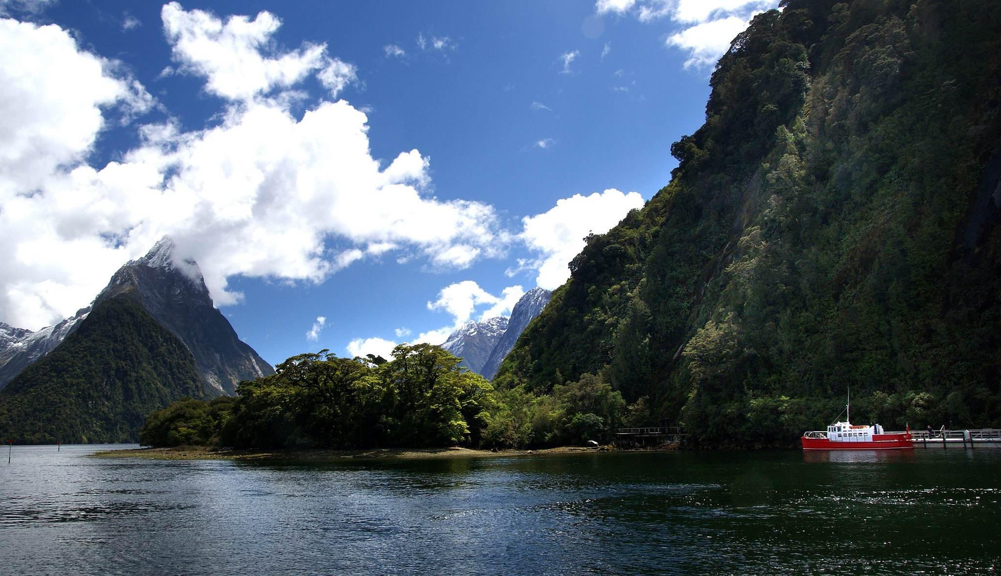 择一段小时光,乐享新西兰