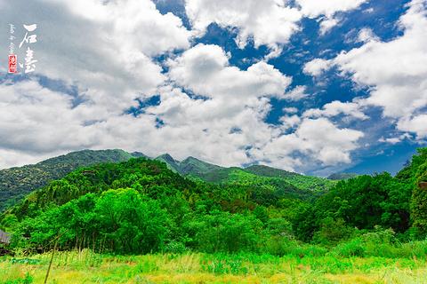 祁门牯牛降旅游景点攻略图
