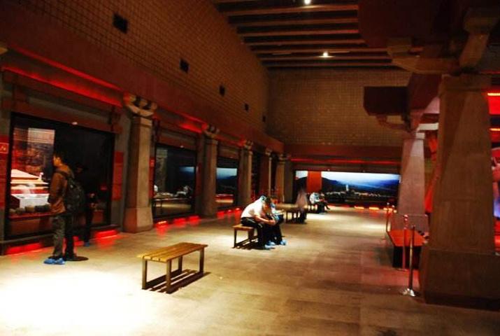 西安机场专用高速_2021 个人认为汉阳陵地下博物馆绝对是参观的亮点,在文物和遗址 ...