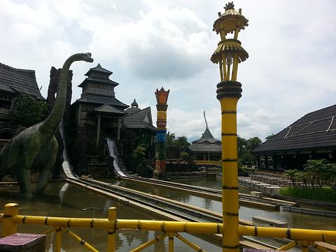 六福村主题游乐园旅游景点攻略图