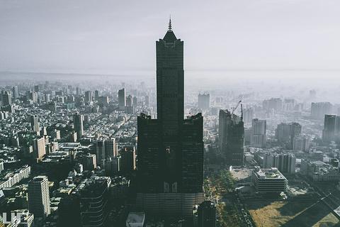 高雄85大楼旅游景点攻略图