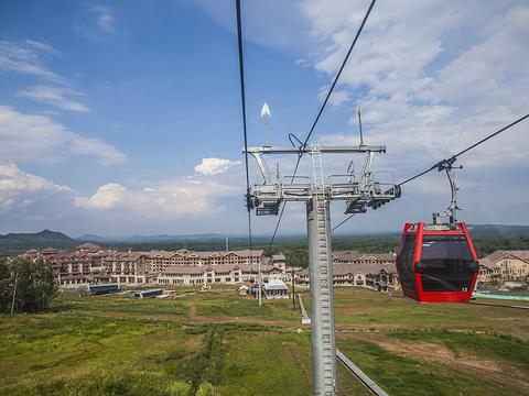 长白山国际度假区旅游景点图片