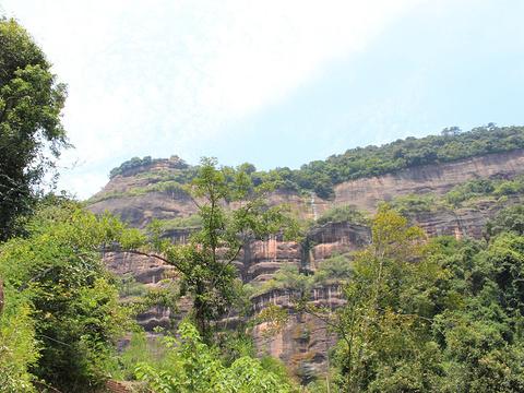 丹霞山旅游景点图片