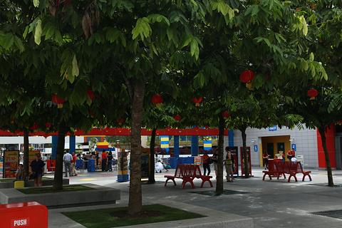 马来西亚乐高乐园旅游景点攻略图