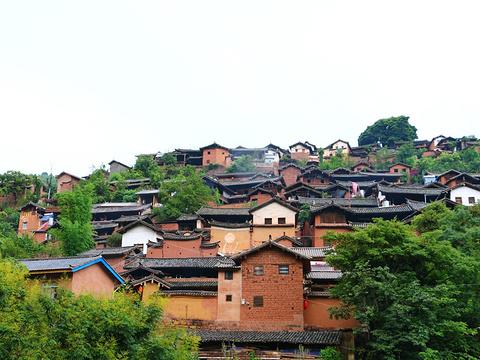 诺邓古村旅游景点图片