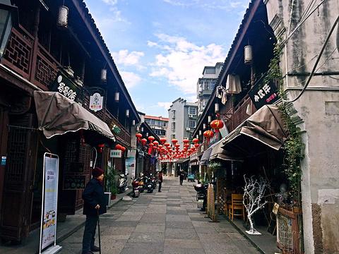 定海古城旅游景点图片