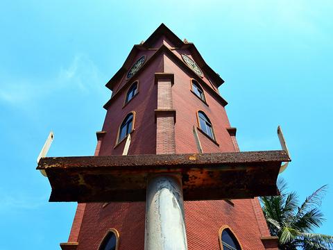 海口钟楼旅游景点图片