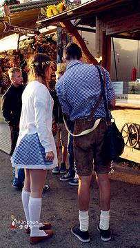 慕尼黑啤酒节旅游景点攻略图