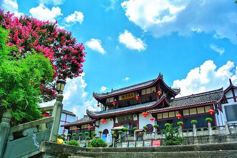 天宫院风水文化景区