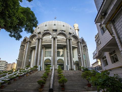 西关清真大寺旅游景点图片