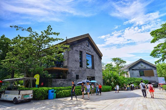 深圳欢乐海岸图片