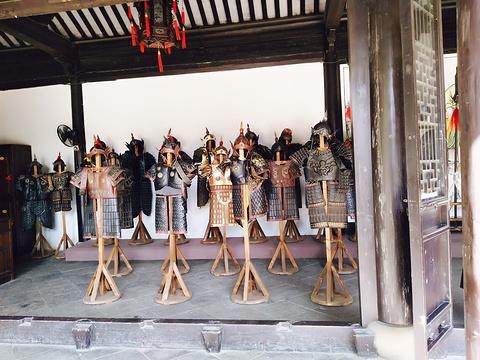 乌将军庙旅游景点攻略图