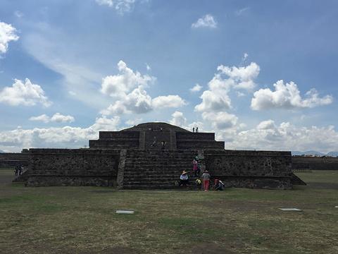 特奥帝瓦坎古城旅游景点攻略图