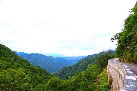 马宗岭旅游景点攻略图