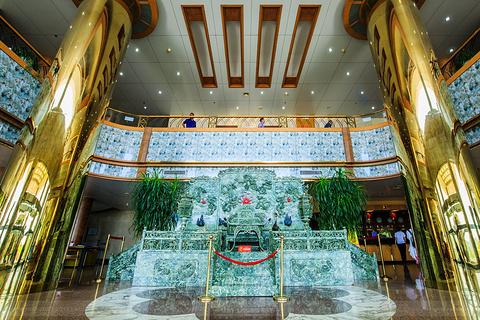 博霞山庄旅游景点攻略图