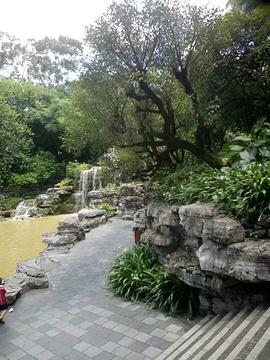 柳侯公园旅游景点攻略图