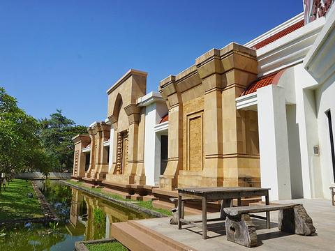 吴哥国家博物馆旅游景点图片
