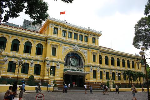 中央邮局旅游景点攻略图
