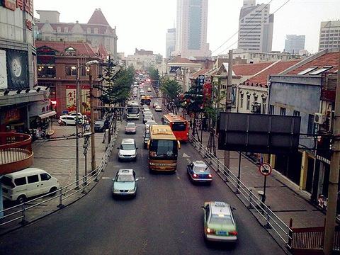 中山路商业街旅游景点攻略图