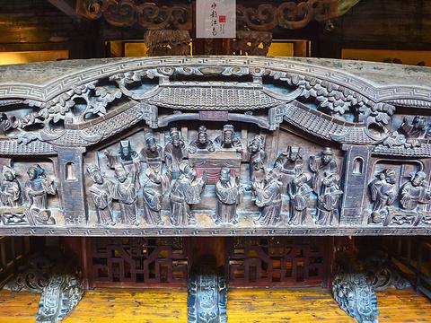 江南木雕陈列馆旅游景点图片