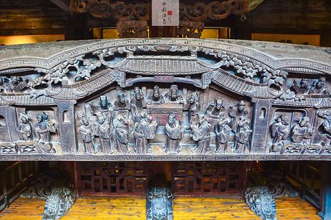 江南木雕馆的图片