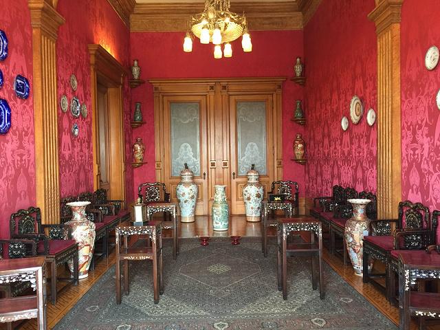 """""""查普尔特佩克城堡本来我是纠结要不要来的,因为早上的行程耽误了,留给人类学博物馆的时间本来就不太多了_查普尔特佩克城堡""""的评论图片"""