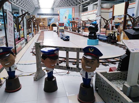 高铁台中站旅游景点攻略图