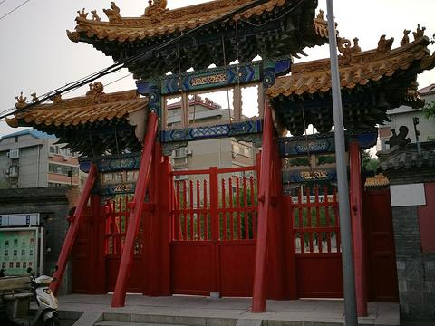 济南府学文庙旅游景点图片