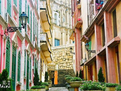 恋爱巷旅游景点图片