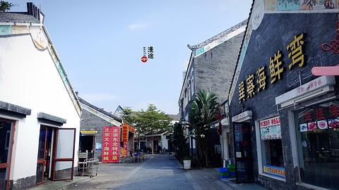 天后宫岭南民俗文化街