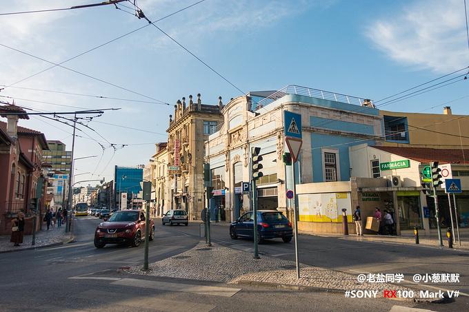 科英布拉街头图片