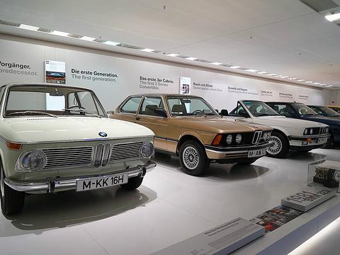宝马博物馆旅游景点图片