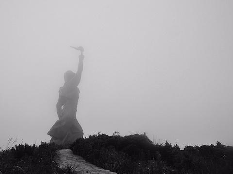 财伯公雕塑旅游景点图片