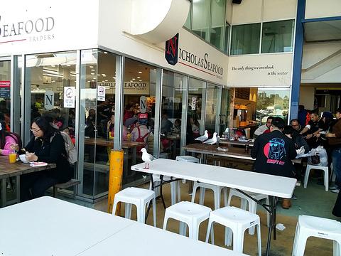 悉尼鱼市场旅游景点攻略图