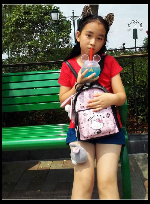 上海迪士尼度假区图片