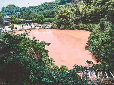 血之池地狱旅游景点图片
