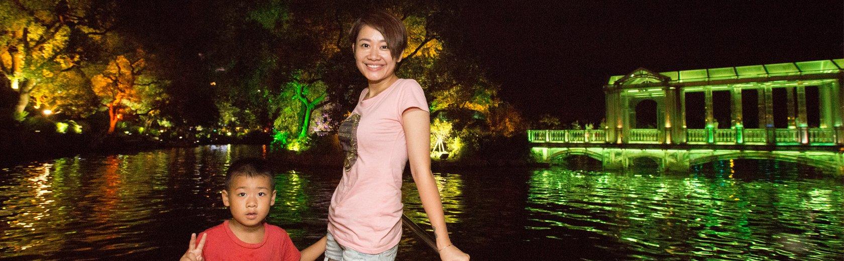 温润的时光,最美的我们——与桂林山水邂逅的四天五晚