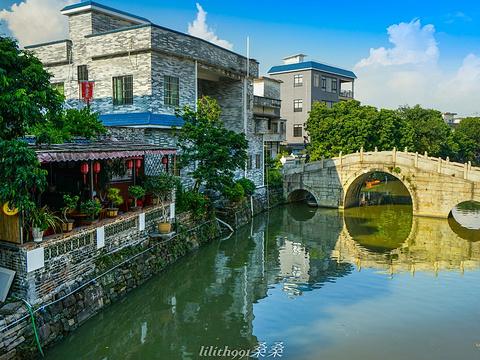 逢简水乡旅游景点图片