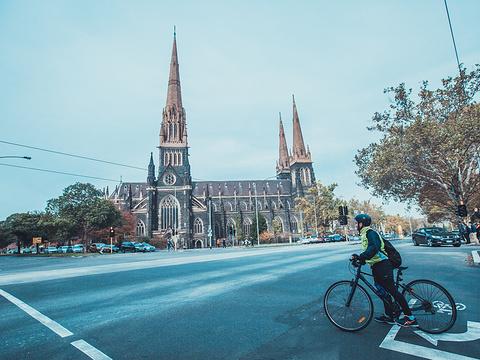 墨尔本市区旅游景点图片
