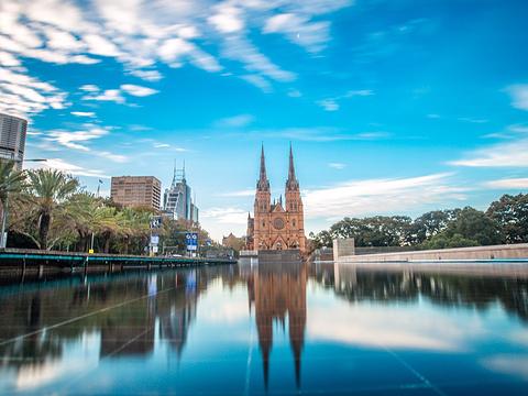 圣玛丽大教堂旅游景点图片