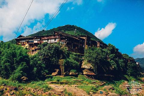 丙安古镇的图片