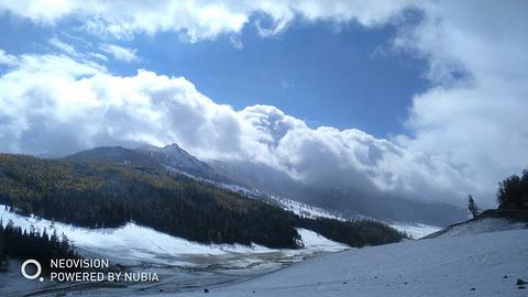 阿尔泰山旅游景点攻略图